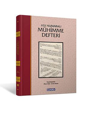 103 Numaralı Mühimme Defteri