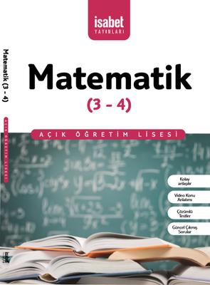 2021 AÖL Matematik 3-4