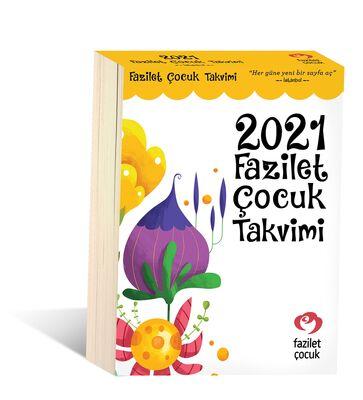 2021 Fazilet Çocuk Takvimi (İstanbul)