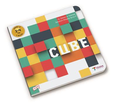 3-4 Yaş Cube