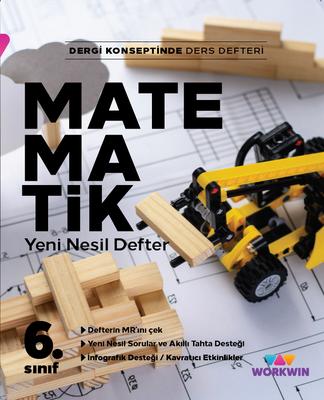 6.Sınıf Matematik Yeni Nesil Ders Defteri