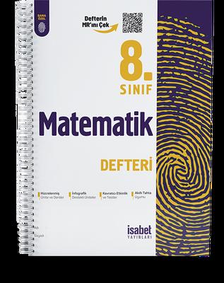 8. Sınıf Matematik Ders Defteri