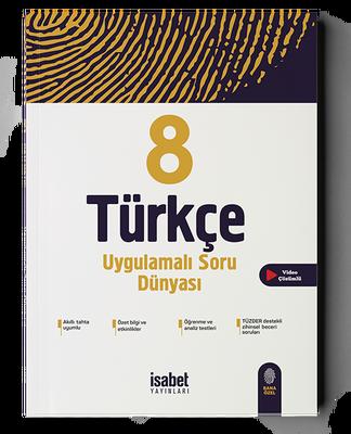 8. Sınıf Türkçe Uygulamalı Soru Dünyası