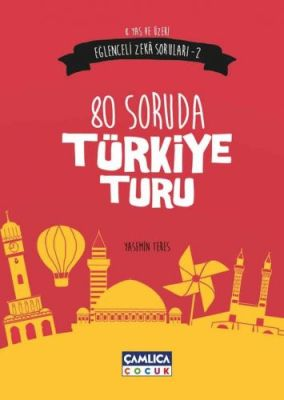 80 Soruda Türkiye Turu(Eğlenceli Zeka Soruları-2)