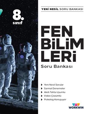 8.Sınıf Fen Bilimleri Soru Bankası