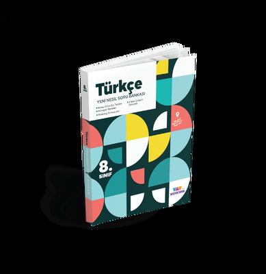 8.Sınıf Türkçe Yeni Nesil Soru Bankası