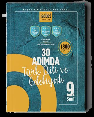 9. Sınıf 30 Adımda Türk Dili Ve Edebiyatı