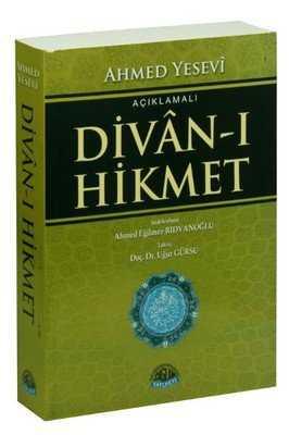 Açıklamalı Divan-ı Hikmet Tasavvufi Eserler SAĞLAM YAYINEVİ Ahmet Yesevi