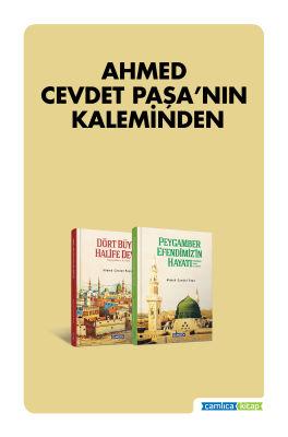 Ahmed Cevdet Paşa'nın Kaleminden-Set