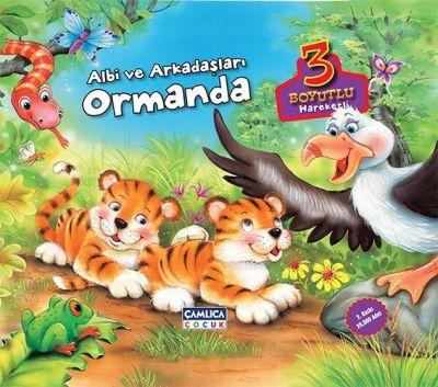 Albi ve Arkadaşları Ormanda (3 Boyutlu)