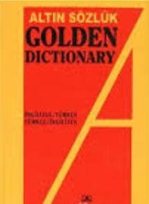 Altın Sözlük Golden Dıctıonary İng.-Tr./tr.-İng.