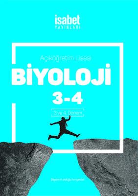 AÖL Biyoloji (3. Ve 4. Dönem)