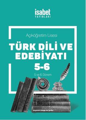 AÖL Türk Dili Ve Edebiyatı (5. Ve 6. Dönem)