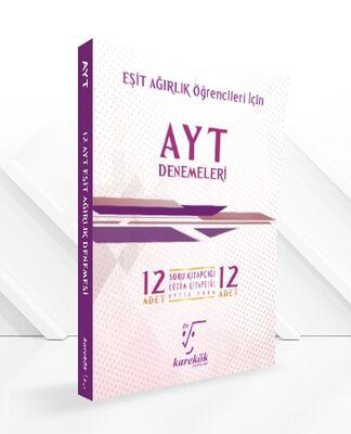 AYT 12'li Deneme Seti (Eşit Ağırlık)