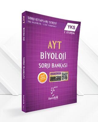 AYT Biyoloji Soru Bankası (2.Oturum)