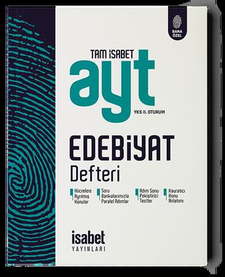 AYT Edebiyat Defteri