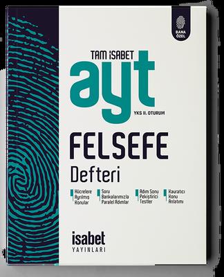 AYT Felsefe Defteri