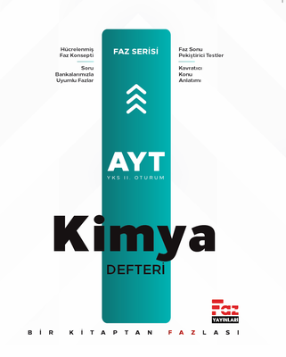 AYT Kimya Defteri