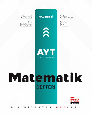 AYT Matematik Defter
