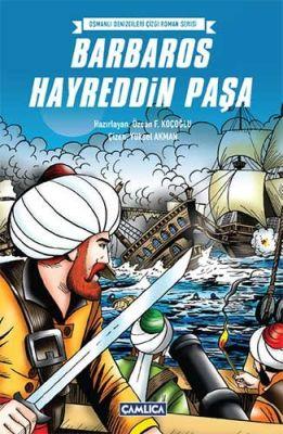 Barbaros Hayreddin Paşa(Karton Kapak)