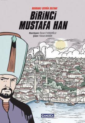 Birinci Mustafa Han (K.kapak)