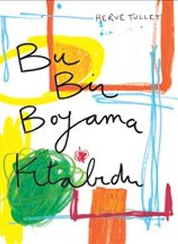 Bu Bir Boyama Kitabidir Okul Oncesi Edam Yayinlari Camlica Kitap