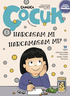 Çamlıca Çocuk Dergisi (Ekim) S.064