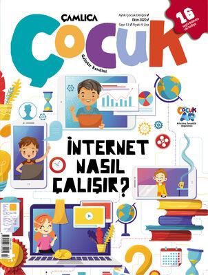 Çamlıca Çocuk Dergisi (Ekim) S.053