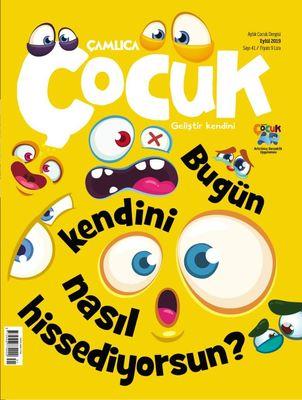 Çamlıca Çocuk Dergisi(Eylül) S.041