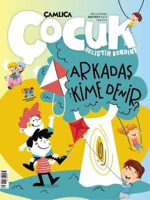 Çamlıca Çocuk Dergisi (Eylül) S.052