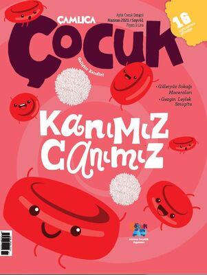 Çamlıca Çocuk Dergisi (Haziran) S.061