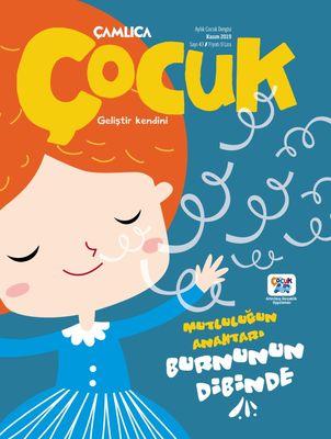 Çamlıca Çocuk Dergisi(Kasım) S.043