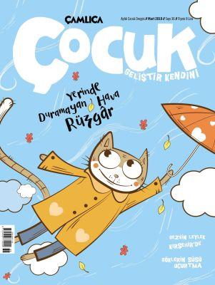 Çamlıca Çocuk Dergisi(Mart) S.036
