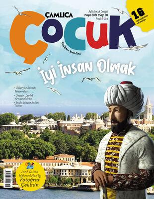 Çamlıca Çocuk Dergisi (Mayıs) S.060