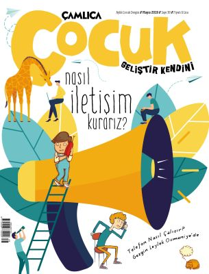 Çamlıca Çocuk Dergisi(Mayıs) S.038