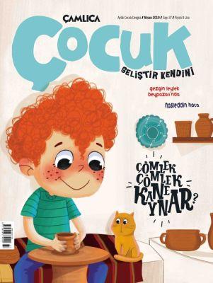Çamlıca Çocuk Dergisi(Nisan) S.037