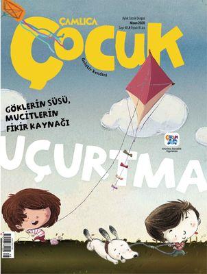 Çamlıca Çocuk Dergisi (Nisan) S.048