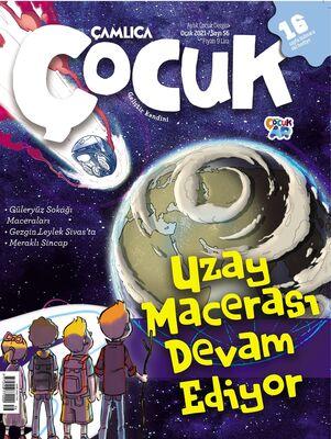Çamlıca Çocuk Dergisi (Ocak) S.056