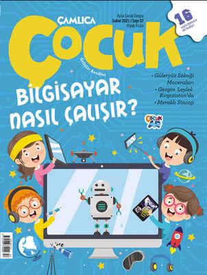 Çamlıca Çocuk Dergisi (Şubat) S.057
