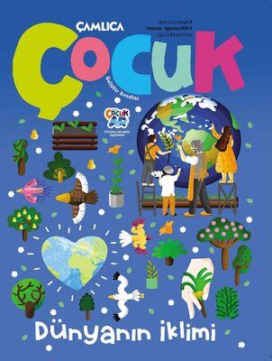 Çamlıca Çocuk Dergisi (Temmuz-Ağustos) S.051