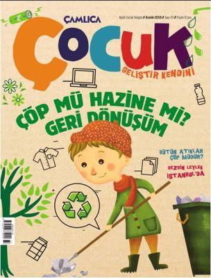 Çamlıca Çocuk Dergisi(Aralık) S.033