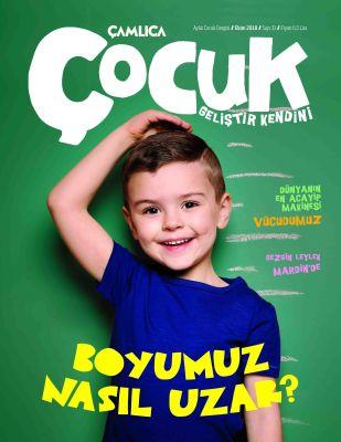 Çamlıca Çocuk Dergisi(Ekim) S.031
