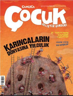 Çamlıca Çocuk Dergisi(Eylül) S.030