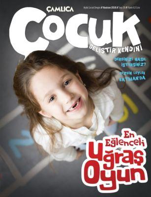 Çamlıca Çocuk Dergisi(Haziran) S.028