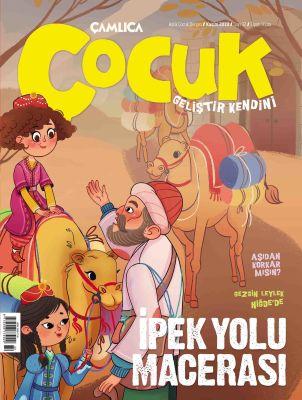 Çamlıca Çocuk Dergisi(Kasım) S.032