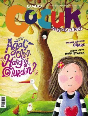 Çamlıca Çocuk Dergisi(Mart) S.025