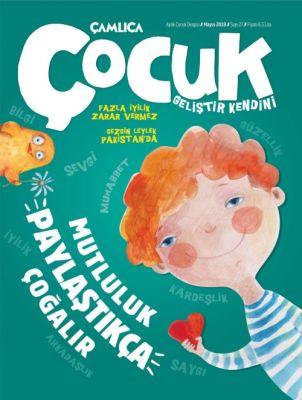 Çamlıca Çocuk Dergisi(Mayıs) S.027