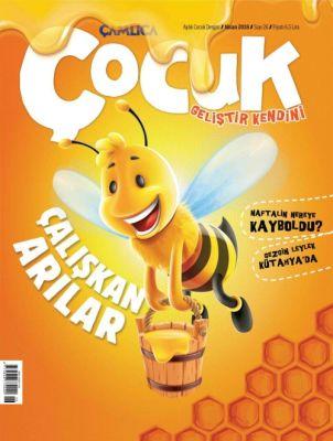 Çamlıca Çocuk Dergisi(Nisan) S.026