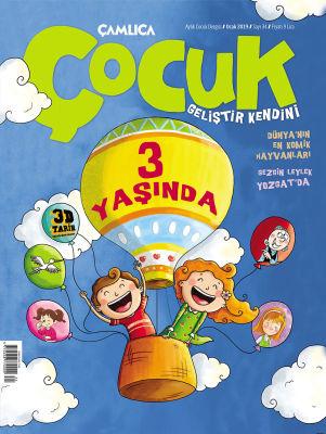 Çamlıca Çocuk Dergisi(Ocak) S.034