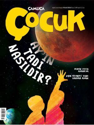 Çamlıca Çocuk Dergisi(Ocak) S.023